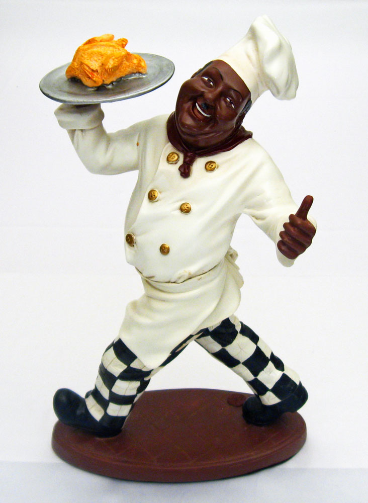 Jolly Chef Centerpiece Figurine Party Decoration Packages